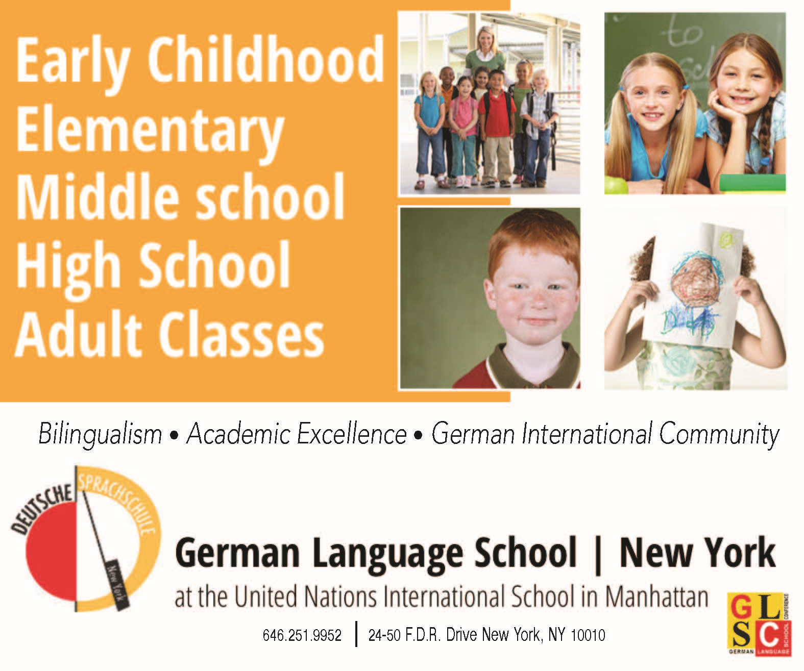 German Language School New York