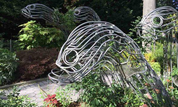 Prospect Park Zoo art installation