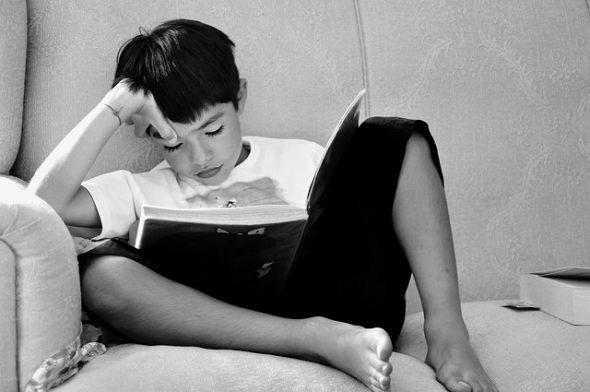 Wie werden Kinder zu begeisterten Lesern