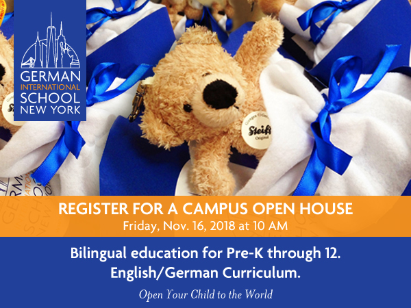 German International School NY
